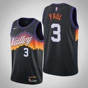 Phoenix Suns Chris Paul City NBA #3